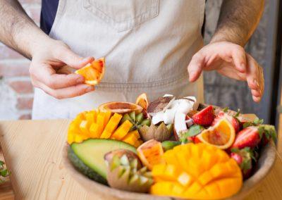 Fruta para Empresa de Fruta